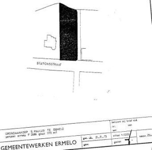 SchetsRaadhuisplein1976