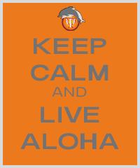 keep calm and live aloha 200